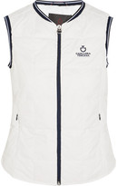 Cavalleria Toscana Quilted shell vest