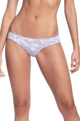 Maaji Lavender Split Singnature Cut Bikini Bottom