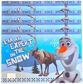 Disney Olaf Large Reusable Children's Place Mats Feeding Breakfast, Lunch , Dinner I'm an Expert on the Snow Olaf Placemat Pack of 4 by