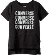 Converse Beveled Tee Girl's T Shirt
