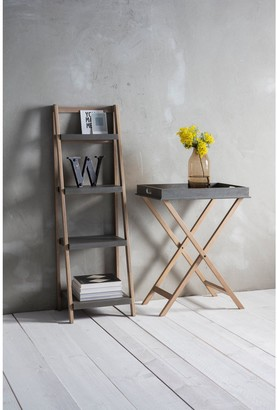 Hudson Living Lomborg Ladder Shelf