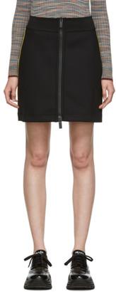 M Missoni Black Scuba Miniskirt