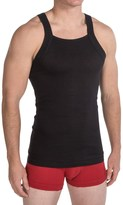 2xist Essential Square Cut Tank Top - 2-Pack (For Men)