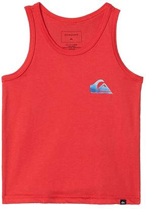 Quiksilver Familiar Fire Tank Top (Toddler/Little Kids) (High Risk Red) Boy's Clothing