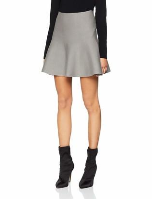 Noisy May Women's Nmcirus Hw Short Knit Skirt Noos