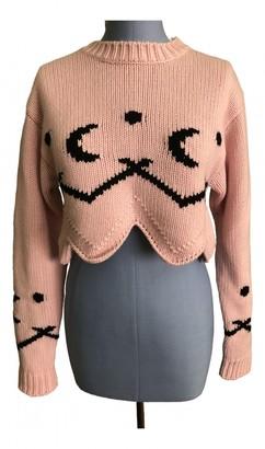 Alanui Pink Cashmere Knitwear