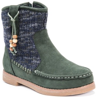 Muk Luks Kellie Women's Water-Resistant Ankle Boots