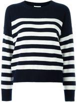 Saint Laurent boyfriend fit sweater - women - Cashmere - XS