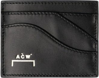 A-Cold-Wall* Small Leather Flap-over Wallet