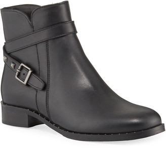 La Canadienne Sailor Waterproof Leather Zip Booties
