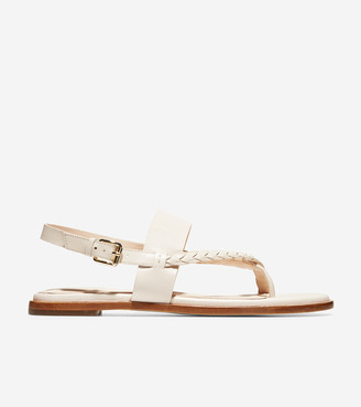 Cole Haan Anica Braided Thong Sandal