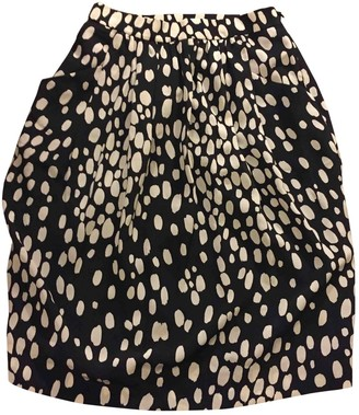 Moschino Cheap & Chic Moschino Cheap And Chic Black Skirt for Women