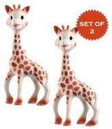 Vulli Sophie the Giraffe Teether Set of 2 by
