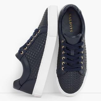 Talbots Modern Basketweave Sneaker