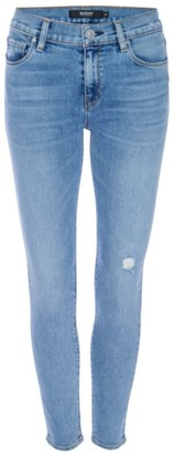 Hudson Nico High-Rise Ankle Jeans