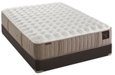 """Stearns & Foster Scarborough Luxury Mattress with 9"""" Flat Foundation (Firm)"""