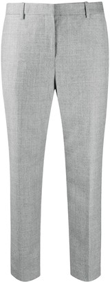 Theory Treeca cropped trousers