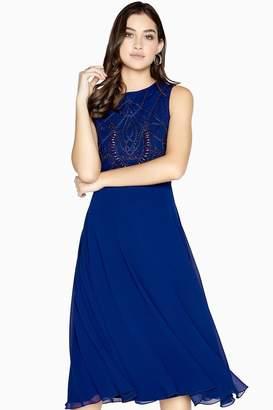 Little Mistress Zara Beadwork Prom Dress