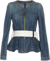 Atos Lombardini Denim outerwear - Item 42594796
