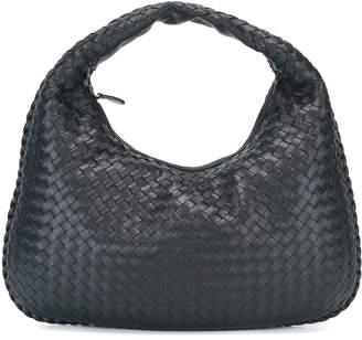 Bottega Veneta small woven leather hobo bag