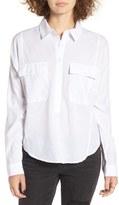 BP Long Sleeve Woven Shirt