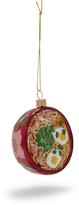 Sur La Table Ramen Bowl Glass Ornament