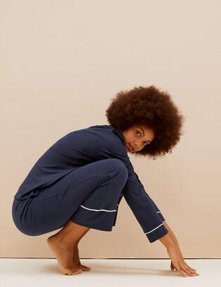 Marks and Spencer Cotton Modal Pyjama Set
