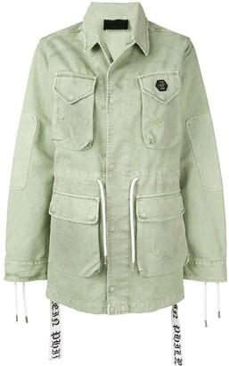 Philipp Plein Multi-Patch Pocket Jacket