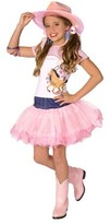 BuySeasons Girls' Cowgirl Pop Star Costume