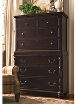 Paula Deen Home Tall Chest in Tobacco Finish