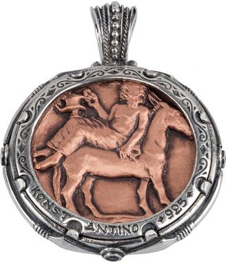Konstantino Silver Pendant Necklace