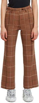 Acne Studios Patsyne Plaid Suit Trouser
