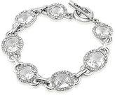 Carolee Columbus Circle Flex Bracelet