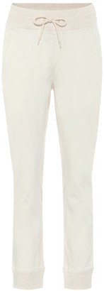 Varley Valley stretch-jersey trackpants