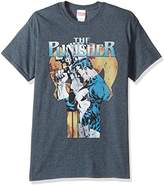 Marvel Men's the Punisher T-Shirt