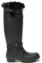 J. Mendel Hunter for Tall Boot with Fur