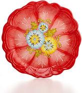 Laurie Gates Serveware, Dixie Belle Figural Floral Platter