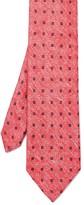 J.Mclaughlin Italian Linen Tie in Petal