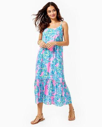 Lilly Pulitzer Winni Midi Dress