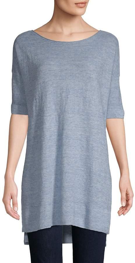Eileen Fisher Women's Linen Box Tunic