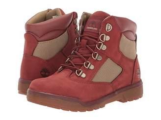 Timberland Kids 6 Fabric/Leather Field Boot (Big Kid)