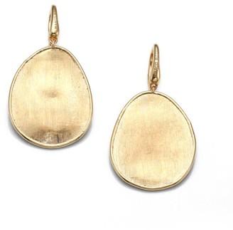 Marco Bicego Lunaria 18K Yellow Gold Drop Earrings