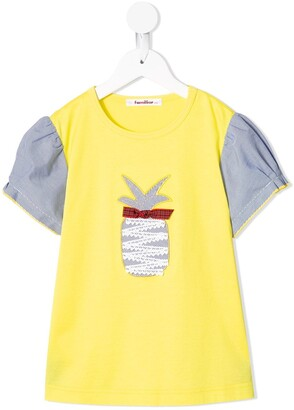 Familiar pineapple T-shirt