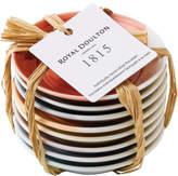 Royal Doulton 1815 Tapas Plate Set of Eight