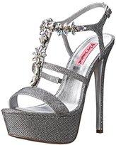 Betsey Johnson Women's Noblee Dress Sandal