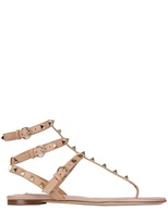 Valentino 10mm Rock Stud Sandals
