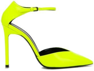 Saint Laurent Anja 110 sandals