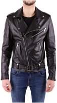 Numero 00 Biker Leather Jacket