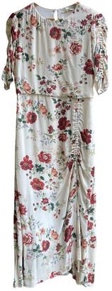 Maje Spring Summer 2019 Beige Viscose Dresses
