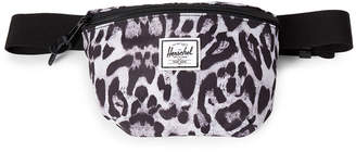 Herschel Snow Leopard Fourteen Fanny Pack